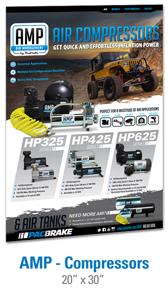 AMP Compressor Poster
