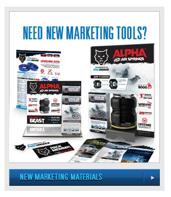 New Marketing Materials